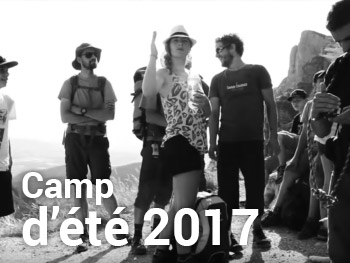 Permalink to: Camp d'été 2017